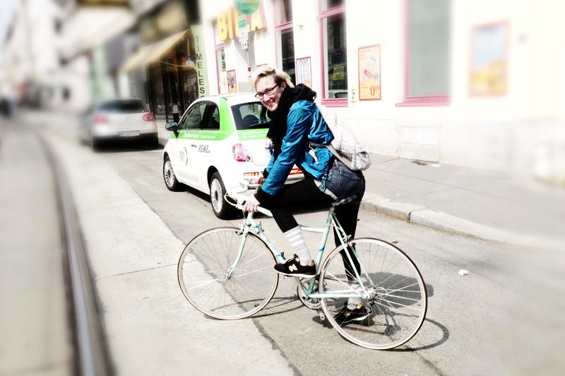 Puch Mistral Damen-Rennrad … wir nennen sie Vivi