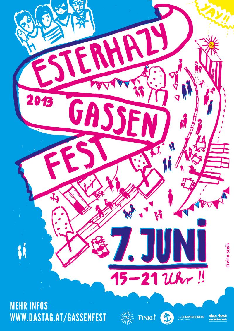 Esterhazy Gassenfest 2013! Yay!
