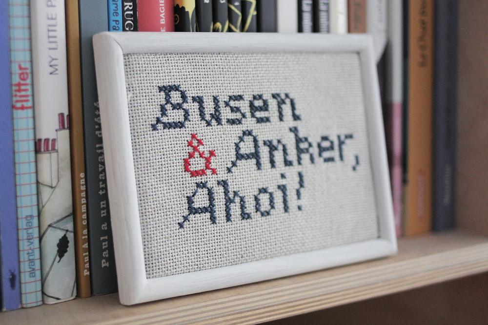 Busen & Anker, Ahoi!