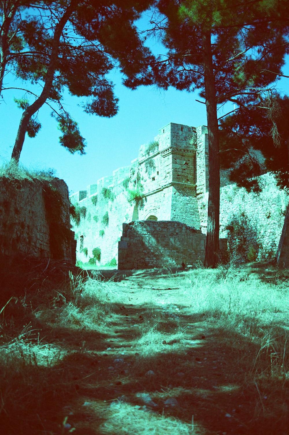 Burg von Pilos – sieht aus wie in Zelda dort!