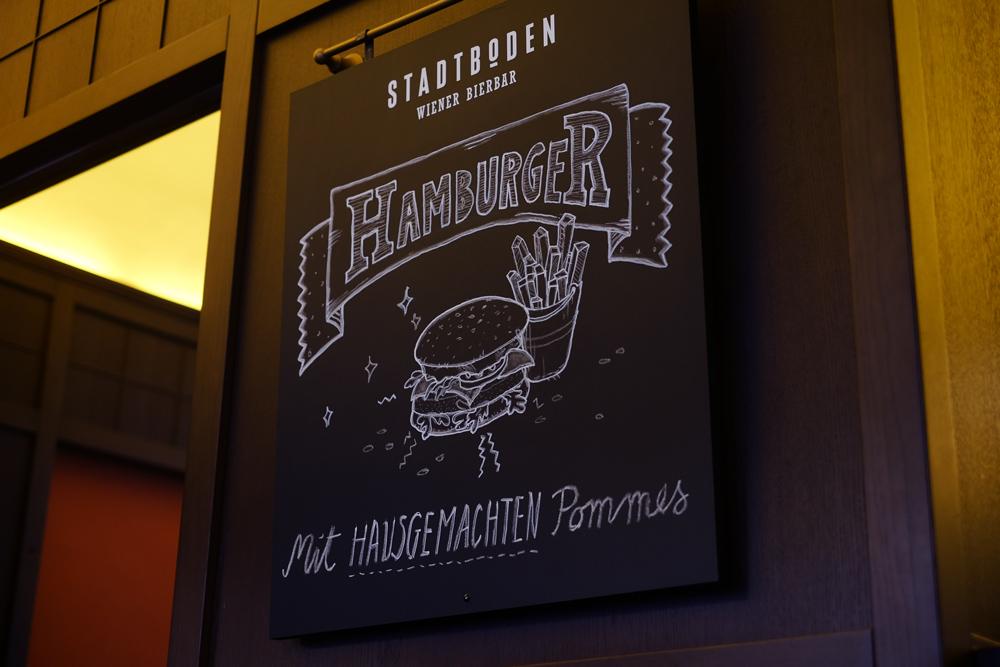 Noch ein Blick auf die Hamburger-Tafel